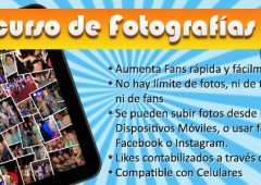 Concurso de Fotografías para Facebook
