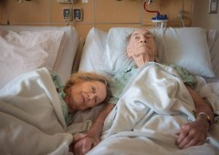 En la enfermedadyen la salud,hasta que la muertenossepare